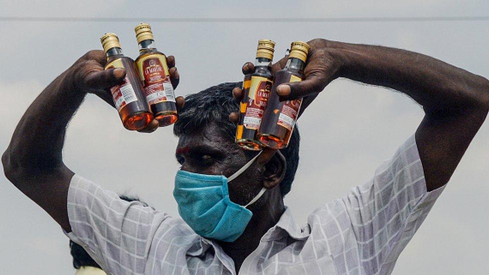 Alcohol consumption across globe