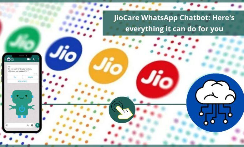 JioCare WhatsApp
