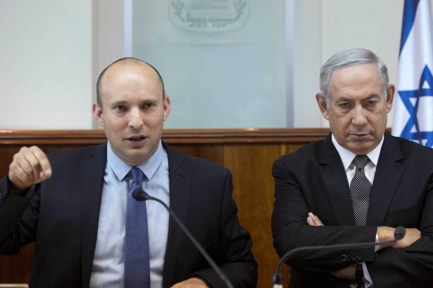 Relation between Netanyahu and Naftali bennett