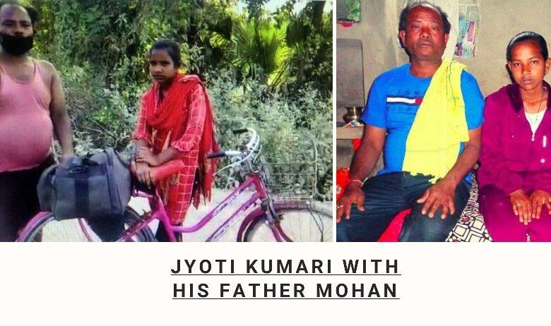 Bihar's Cycle Girl