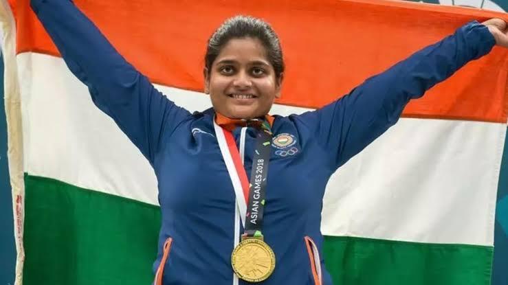 Rahi Sarnobat grabs gold for India