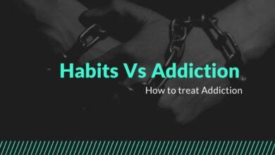 Habit vs Addiction