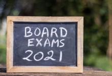 Board exams 2021