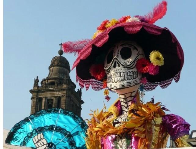 dead people's festival