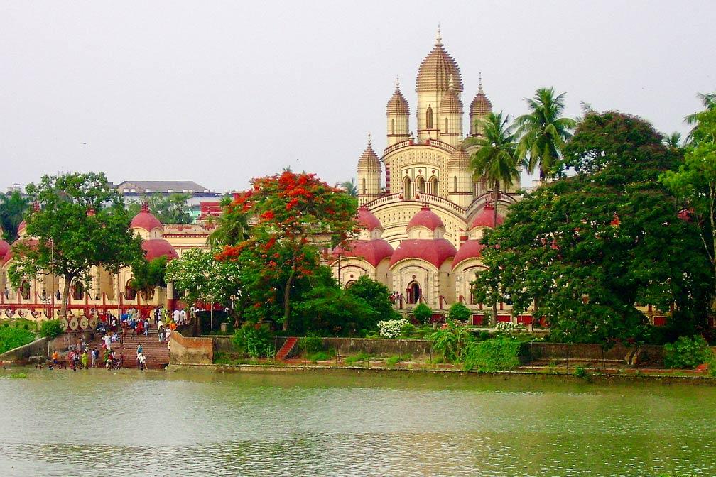 West Bengal's famous temple