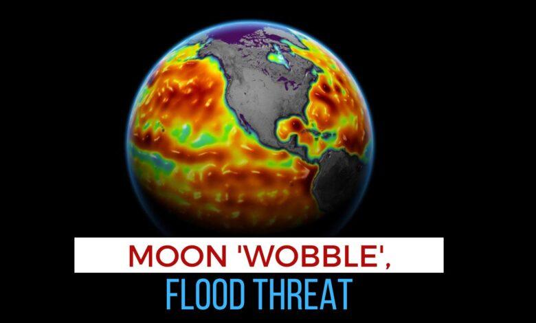 moon's wobble