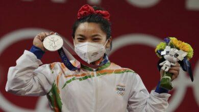 Mirabai Chanu at Tokyo Olympics, Day-1 highlights