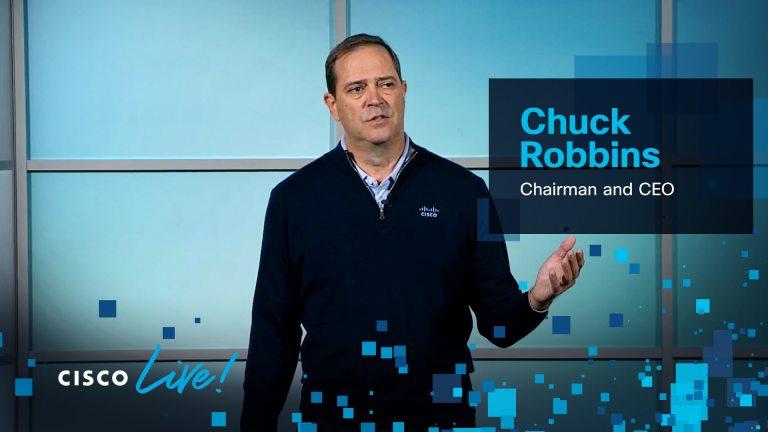 Charles Robbins, one of the 12 highest paid teach CEOs