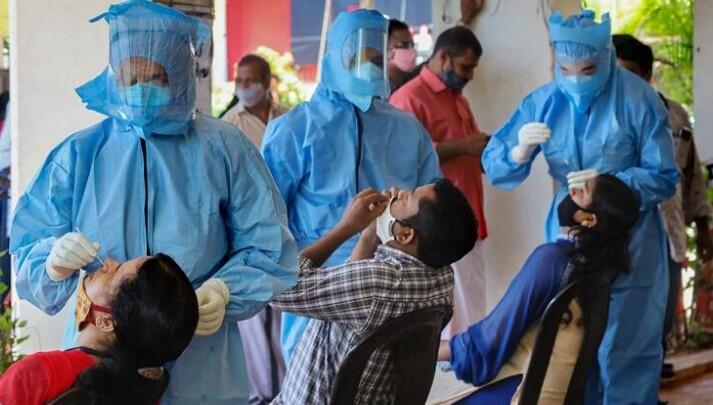 According to the survey, According to the survey, Kerala has least covid antibodies presence of 44% among 21 States studied. Madhya Pradesh has the highest presence of antibodies presence of 44% among 21 States studied.