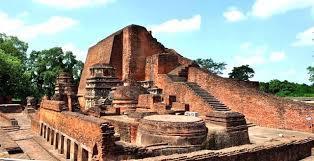 Nalanda in Bihar