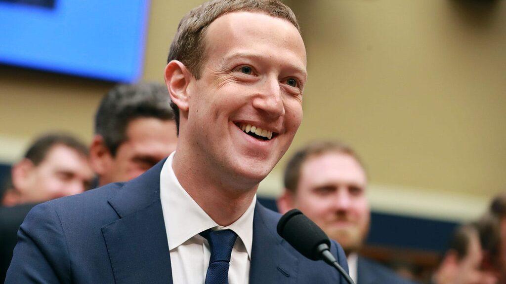 Mark Zukerberg, one of the 12th highest paid teach CEOs