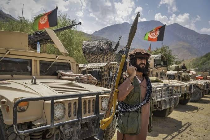 Panjshir attacked by the Talibans
