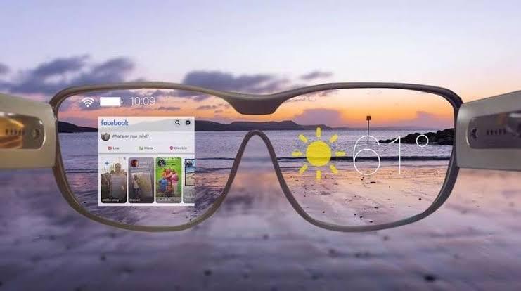Ray Ban AR Smart Glasses