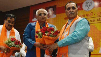 Bhupendra Patel new CM of Gujarat