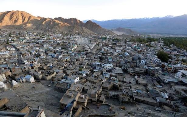 LiFi network set up in Ladakh's institue