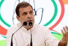 Rahul Gandhi on Congress President