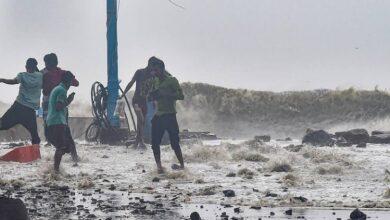 cyclone Gulab intensifies as cyclone Shaheen